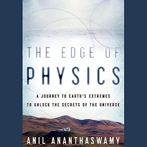 The Edge of Physics audiobook cover art
