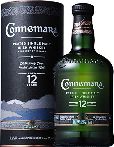 Connemara County Louth 12 Ans Peated Single Malt Irish Whisky 70 cl
