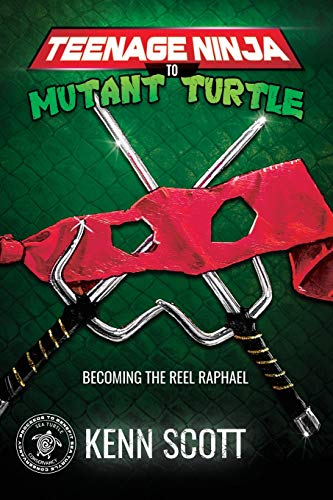 Teenage Ninja to Mutant Turtle: Becoming the Reel Raphael