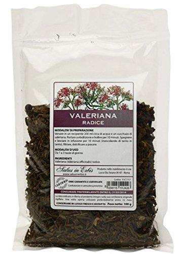 VALERIANA RADICE 100 gr. Ansia, insonnia, nervosismo, stress