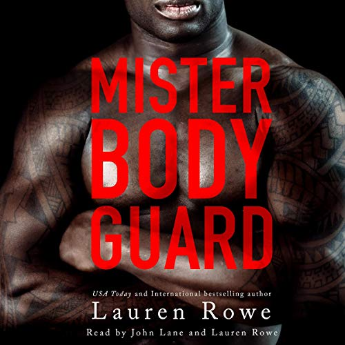 Mister Bodyguard cover art