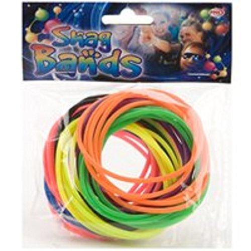 Fashion Shag / Gummy / Jelly Bands (Bracelet) Pack of 48