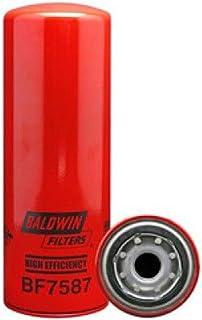 Baldwin BF7587 Heavy Duty Diesel Fuel Spin-On Filter