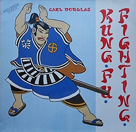 Kung Fu fighting (Grasshopper Mix, 1986) / Vinyl Maxi Single [Vinyl 12'']