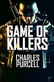 Game Of Killers: The Spartan by [Charles Purcell]