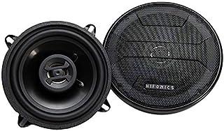 Hifonics ZS525CX Zeus Coaxial Car Speakers (Black, Pair) – 5.25 Inch Coaxial Speakers, 200 Watt, 2-Way Car Audio, Passive ... photo