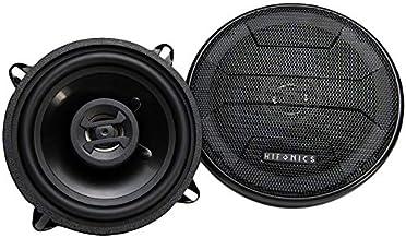 $21 » Hifonics ZS525CX Zeus Coaxial Car Speakers (Black, Pair) – 5.25 Inch Coaxial Speakers, 200 Watt, 2-Way Car Audio, Passive ...