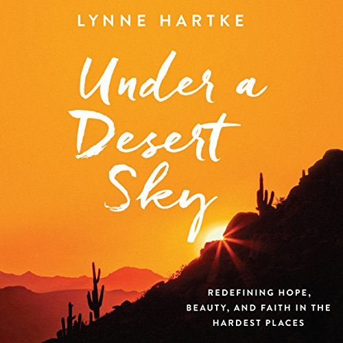 Couverture de Under a Desert Sky