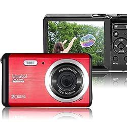 in budget affordable Mini Digital Camera, Vmotal 2.8 inch HDL CD Digital Camera Kids Kids Teen Beginners Point…