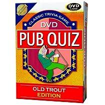 Pub Quiz Old Trout
