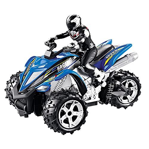 KGUANG Todo Terreno de Alta Velocidad RC Car Off-Road 4WD Escalada eléctrica 2.4G Control Remoto Buggy Drift Stunt Modelo Infantil Vehículo de Juguete Niño Cumpleaños Camión