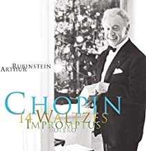 Chopin: Waltzes; Impromptus: Bolero (Artur Rubinstein Collection, Vol 47) (2000-01-17)