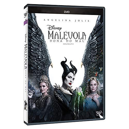 Malévola Dona do Mal DVD