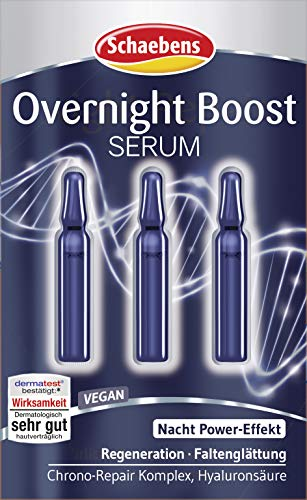Schaebens Overnight Boost Serum, 3 ml