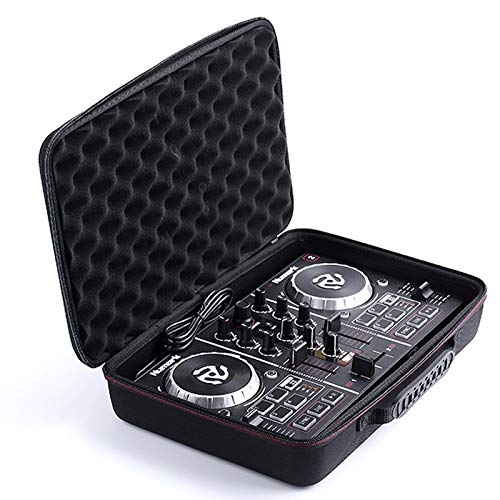 Honbobo Portátil Estuche de Transporte Bolsa de Almacenamiento Caja para Numark Party Mix