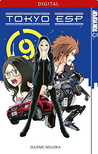 Tokyo ESP 09: Kapitel 36-40 (German Edition)