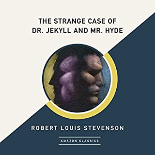 The Strange Case of Dr. Jekyll and Mr. Hyde (AmazonClassics Edition)                   Autor:                                                                                                                                 Robert Louis Stevenson                               Sprecher:                                                                                                                                 Matthew Lloyd Davies                      Spieldauer: 2 Std. und 58 Min.     4 Bewertungen     Gesamt 4,5