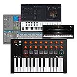 Arturia Minilab MKII Inverted 25 Slim-key Midi Keyboard