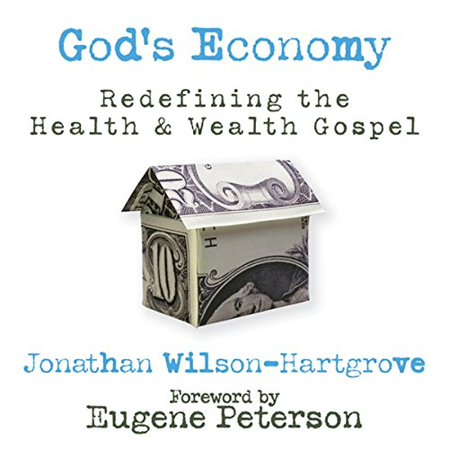 God's Economy audiobook cover art