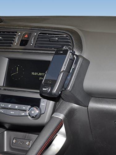 Kuda 2510 Halterung Echtleder Schwarz Für Renault Kadjar Ab 2015 Spezial