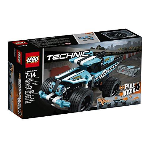 LEGO Technic Stunt Truck 42059 Vehicle...