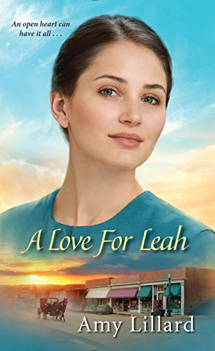 A Love for Leah (Amish of Pontotoc Book 2) (English Edition)