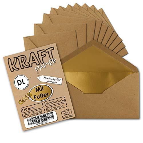 Sobres Papel Kraft C6 Marca Neuser