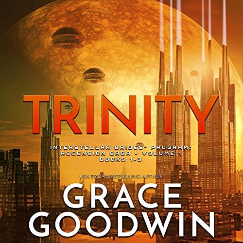 Trinity cover art
