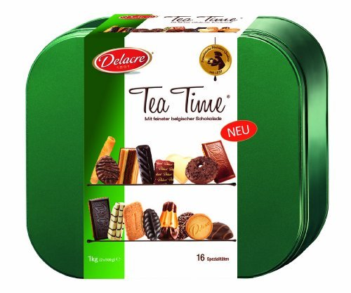Delacre Tea Time Menge:1000g
