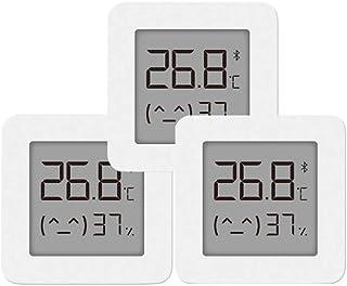 Moniteur Température et D'Humidité, pour Xiaomi Mijia, 3 PCS