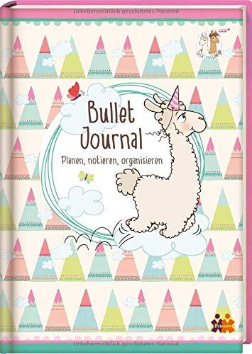 Lama Bullet Journal - Planen, notieren, organisieren: LaLa Lama Lounge