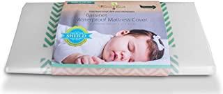 Harlow's Earth Crib Bassinet Mattress Cover- Waterproof Mattress Cover- Toxic Gas Shield for Safe Sleep