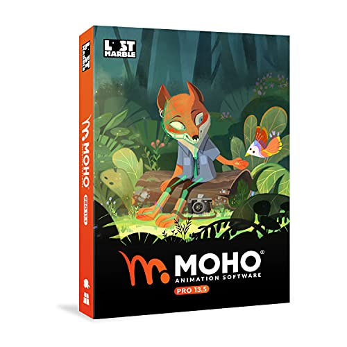 MoHo Pro 13.5 The all-in-one Bild