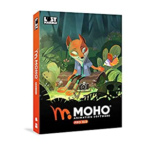 Moho Pro 13.5   The all-in-one animation tool for professionals and digital artists   Software for PC and Mac OS