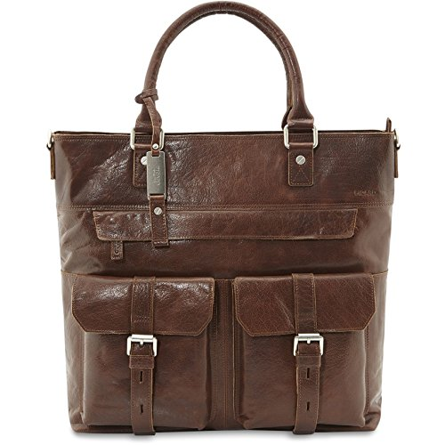 Picard Tough Laptoptasche 41 cm Schoko