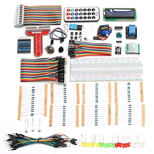 DIY Ultimate Starter Kit Projects Student Education Program Fit For Raspberry Pi 3 Memory Modules