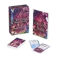 Crystals Book & Card Deck: Includes a 52-Card Deck and a 160-Page Illustrated Book