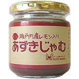 ヤマト食品 瀬戸内産レモン入り あずきじゃむ 180g