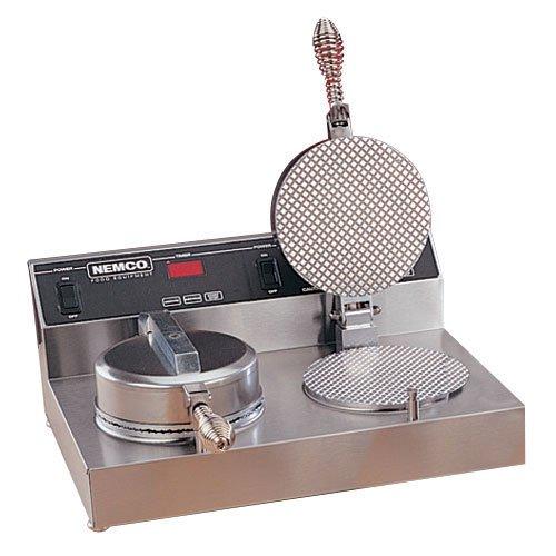 Nemco (7030A-2) 120 Waffle/Hr Cone Baker