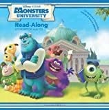 Monsters University Read-Along Storybook [With CD (Audio)] (A Disney Read Along Storybook)