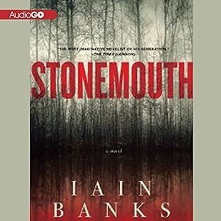 Stonemouth audiobook cover art
