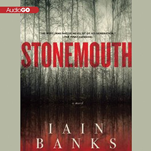 Stonemouth audiobook cover art