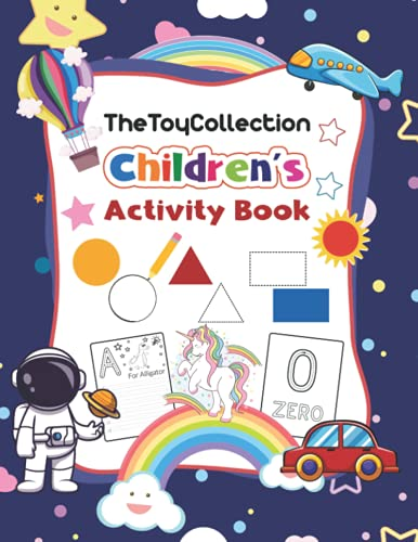 The Toy Collection Children's Activity Book