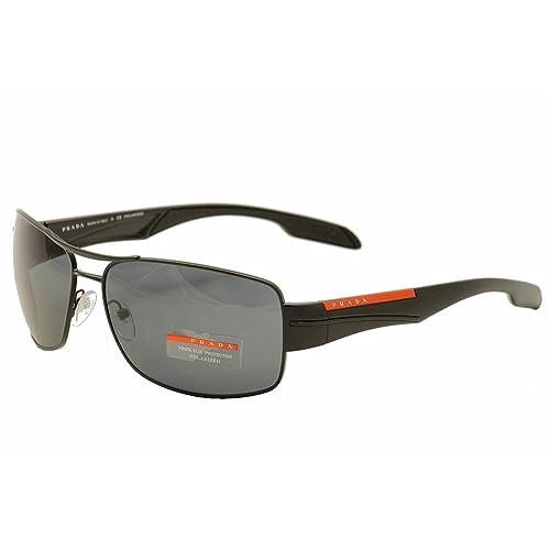 Prada Sport Women's Mod. 53Ns Sole Aviator Sunglasses
