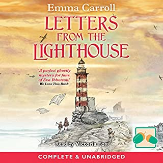 Letters from the Lighthouse cover art