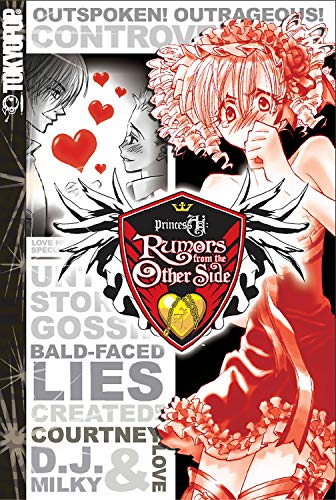 Princess Ai: Rumors from the Other Side manga (English Edition)