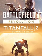 Bundle includes Battlefield 1 Revolution & Titanfall 2 Ultimate Edition. The Ultimate First Person Shooter Experience! Rated M for Mature