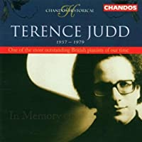Terence Judd 1957-1979 by Terence Judd (2006-09-01)
