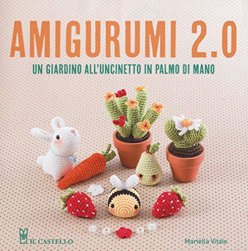 Tutorial uncinetto cactus con fiore (amigurumi) - YouTube | 500x495
