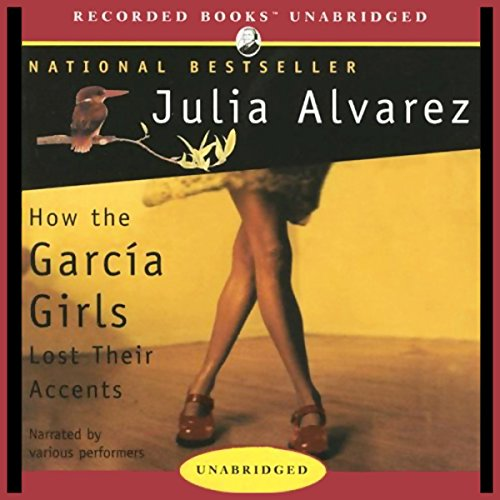 How the Garcia Girls Lost Their Accents audiobook cover art